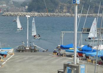 藤沢・江ノ島ヨットハーバー