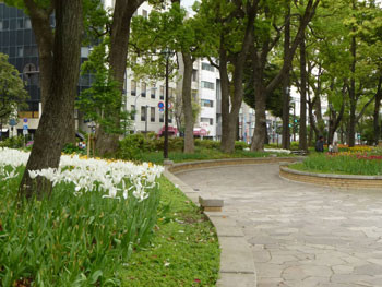 横浜市・横浜公園
