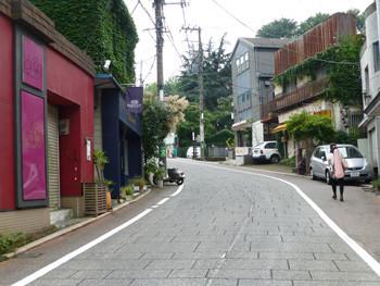 横浜・代官坂