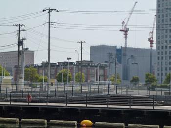 横浜市・中区北仲通6の空き地