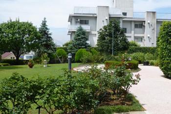 横浜・外交官の家の庭園