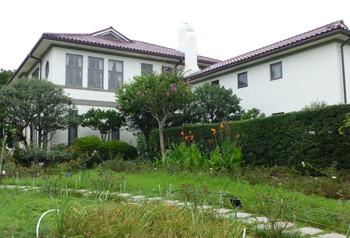 横浜・港の見える丘公園のイギリス館