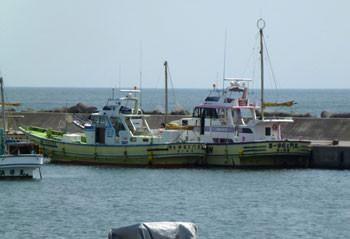 茅ヶ崎市・茅ヶ崎漁港の釣り船