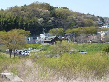 藤沢市・大庭城址公園の全貌