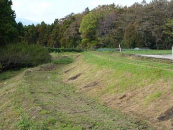 藤沢市・石川の畑