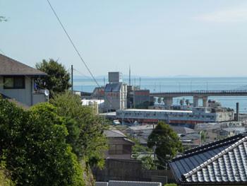神奈川県・早川の小田原漁港