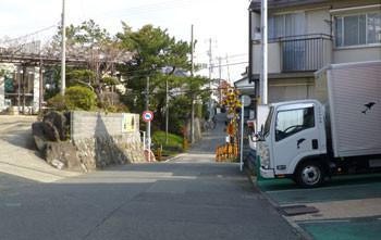 藤沢・小田急江ノ島線藤沢本町の踏切