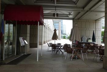 横浜・横浜美術館のレストラン