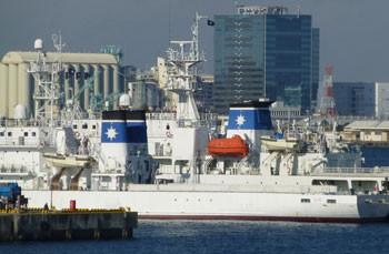 横浜・横浜港の巡視船