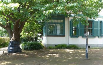 横浜・イタリア山庭園のブラフ18番館