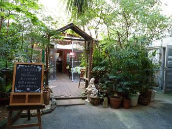 横浜・元町のレストラン汐汲坂ガーデン