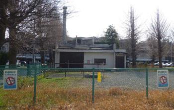 藤沢・本町の日本精工(?)の古い建物