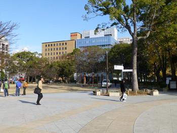 横浜・横浜公園