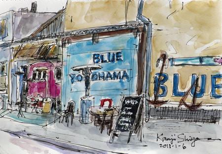 横浜・BLUE BLUE YOKOHAMA