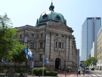 横浜市・馬車道の県立歴史博物館