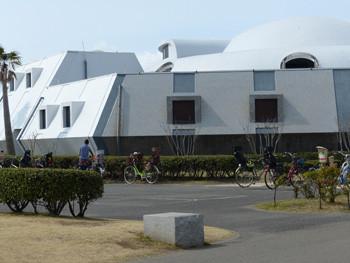 藤沢・辻堂海浜公園の交通展示館