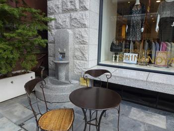 横浜市・馬車道の洋品店信濃屋