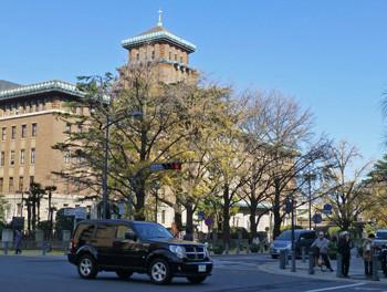 横浜・県庁本庁舎