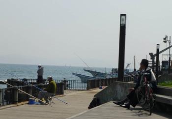 藤沢・江ノ島での魚釣り