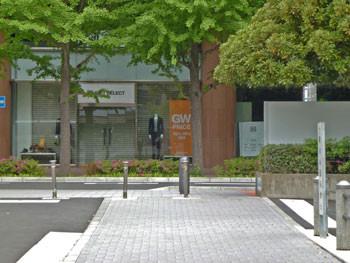 横浜市・関内駅前の港町のスーツセレクト21