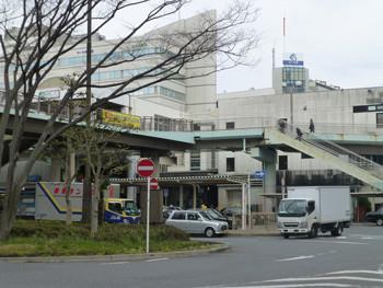 藤沢・藤沢駅南口周辺