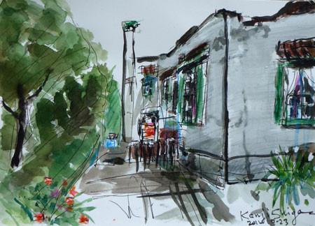 横浜・山手111番館の[「えの木てい」