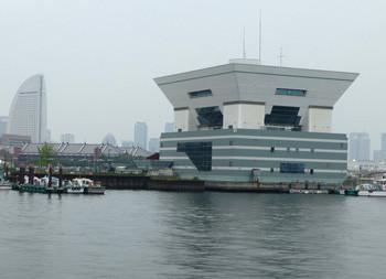 横浜・横浜港大桟橋ふ頭ビル
