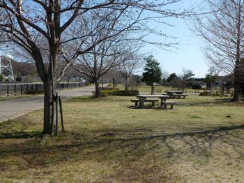 藤沢市・引地川親水公園でひと休み