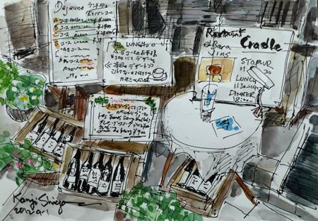 横浜・元町のレストラン&ワインバーのクレイドルCRAIDLE