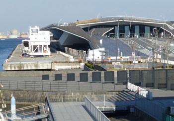横浜・大桟橋ふ頭国際客船ターミナル