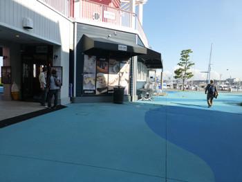 横浜・三井アウトレットパークのCafe 506
