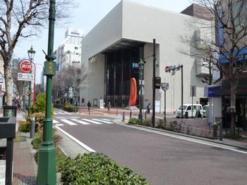 横浜市・馬車道の関内ホール