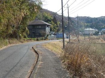 藤沢市・引地川親水公園付近
