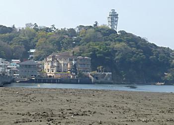 藤沢・江ノ島の展望灯台とアイランドスパ