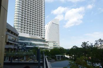 横浜・インターコンチネンタルホテル