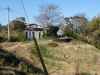 藤沢市・石川の民家