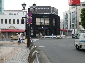 神奈川県・JR茅ヶ崎駅前の住地総建チームのビル