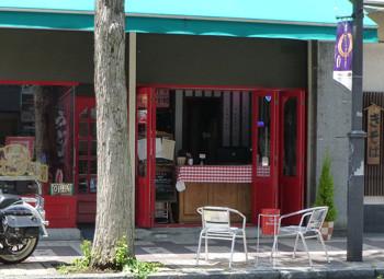 横浜市・吉田町商店街のカフェ