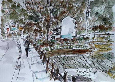藤沢市・大庭の一軒家