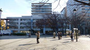 横浜・シルクセンター