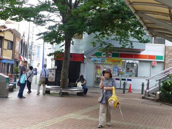 茅ヶ崎・茅ヶ崎駅前のサンクス
