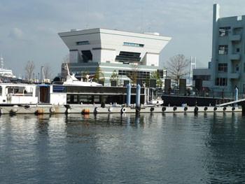 横浜・大桟橋埠頭ビル