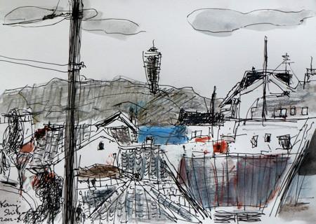 藤沢市・江ノ島の展望灯台