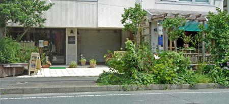 神奈川県茅ヶ崎市・鉄砲道のレストランとケーキ屋さん