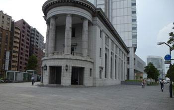 横浜・横浜アイランドタワーの低層部