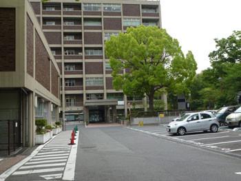 横浜・休日の横浜市役所