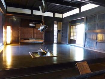 藤沢・新林公園の古民家