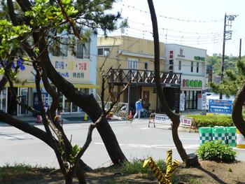 藤沢市・片瀬漁港の萬司郎丸とカフェOLIOLI