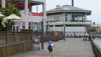 横浜・八景島シーパラダイスのレストラン街