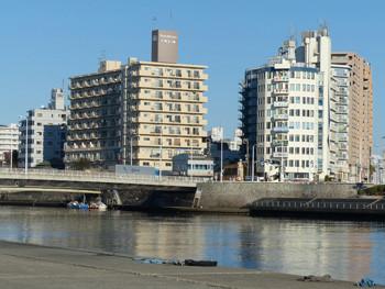 藤沢・江ノ島のマンション群